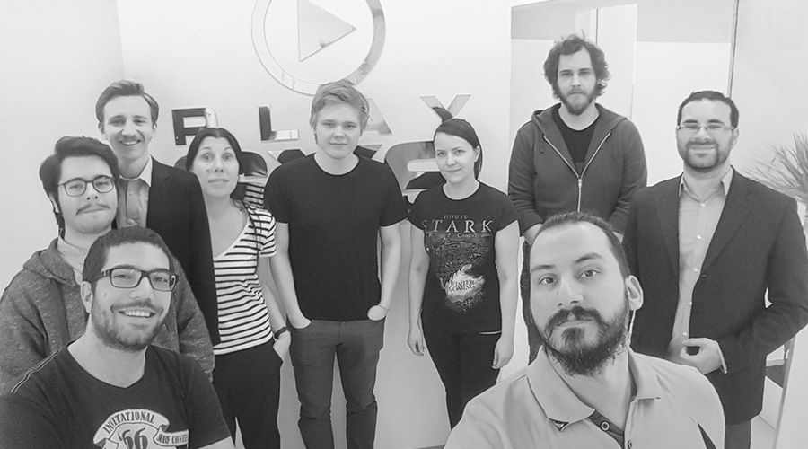 PlaySys team april 2018